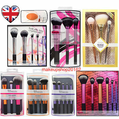 Real Techniques Make up Brushes Core Collection/Travel Essentials/Starter Kit