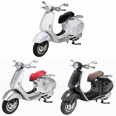 NewRay 1:12 Die-cast Vespa 946 Scooter Motorcycle 3 Color Model Collection New