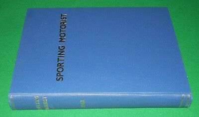 SPORTING MOTORIST (Formerly Autocourse) Volume 16, 1966 (12 issues bound)