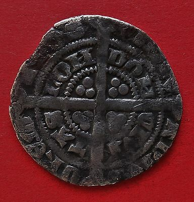 Hammered Half Groat (3134A)