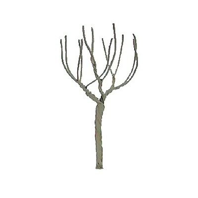 "Jtt Scenery 94108 Professional 1 1/2"" Round Head Tree Armatures 4/pk Z Scale"