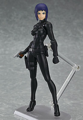 Figma 274 Ghost in the Shell The New Movie ~ Motoko Kusanagi Figure ~ Licensed