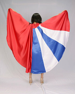 Wonder Woman Cape  In Stock