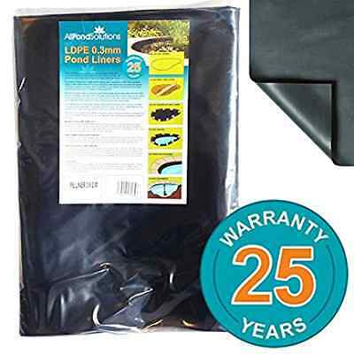 All Pond Solutions Liners, 4 x 4 m