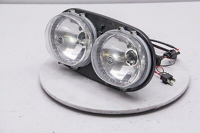 Harley Touring FLH Road Glide Fairing Dual Headlight HID KIT