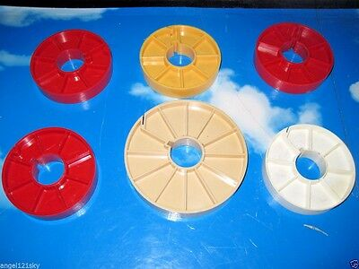 Kodak Plastic Spools x 6  Plus Others