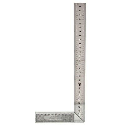 30cm 12inch Metal Engineers Try Square Set Measurement Tool Right Angle 90 Degre