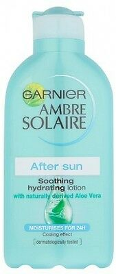 Garnier Ambre Solaire After Sun Lotion 200ml | FAST AND FREE DELIVERY
