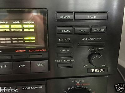 Onkyo T-9990 Referenz High End Tuner Meisterabgleich!