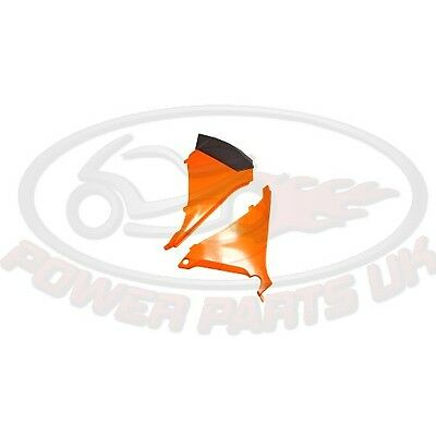 AIRBOX COVER ORANGE POLISPORT For KTM EXC 125 2T