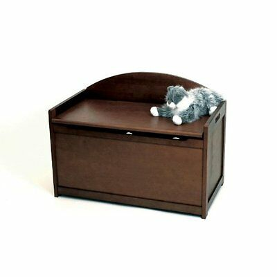 Lipper International Toy Chest, Espresso