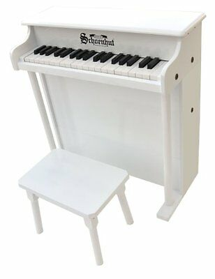 Schoenhut 37 Key Trad/Deluxe Spinet with Bench