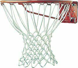 """Champion Sports Deluxe Super Basketball Net - 12 Loops, 21"""""""