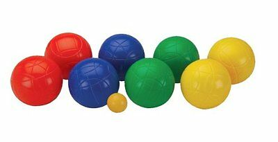 Halex Classic Series Bocce Set (90mm Composite Molded Balls)