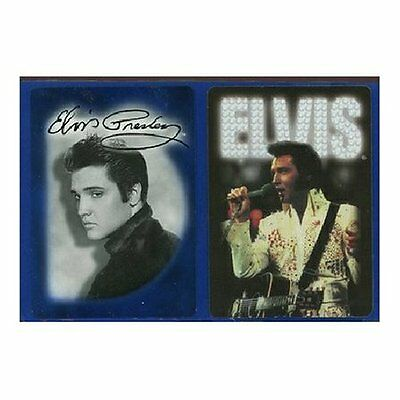 The U.S. Playing Card Co. Elvis 2 Decks Playing Cards