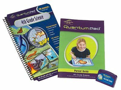 Quantum Pad Learning System: 4th Grade Science Interactive B