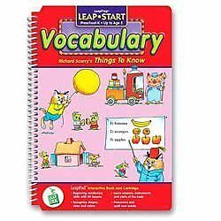 """LeapPad: LeapStart Vocabulary - """"Richard Scarry's Things to"""
