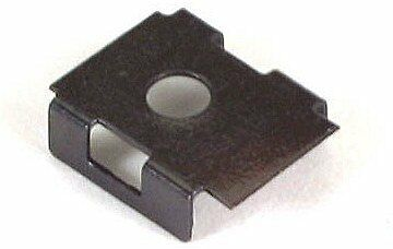 HO Coupler Cover, Metal (12)