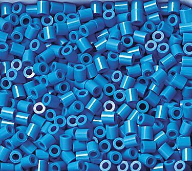 Perler Beads 1,000 Count-Turquoise