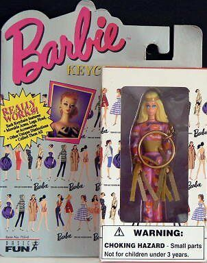 BARBIE - Keychain - Live Action Barbie