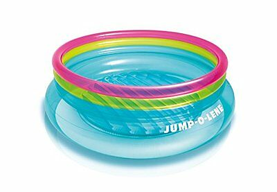 Intex Jump-O-Lene 80 Classic Ball Pit Bouncer Trampoline Toy