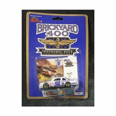 Nascar Brickyard 400 Inaugural Race Die Cast Car From 1994