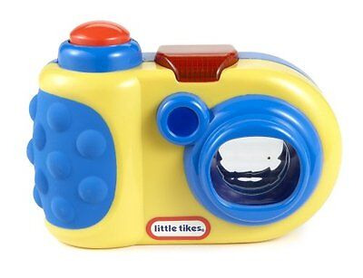 Little Tikes DiscoverSounds Camera Blue 6+ Months/yellow wit