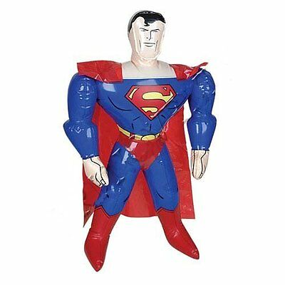 Superman Inflatable Blow up Over 3 Feet!
