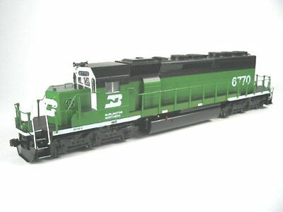 Kato HO Scale RTR SD40-2, BN/White Face #6770