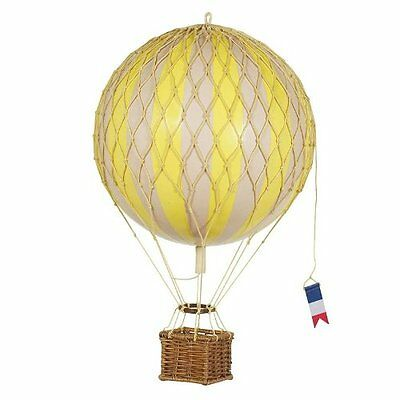 Authentic Models Floating the Skies Hot Air Balloon Replica,