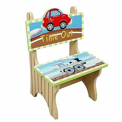 Timeout Chair - Transportation Collection