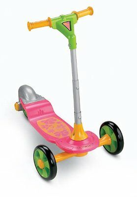 Fisher-Price Grow-with-Me 1,2,3 Scooter - Girls
