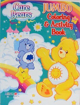 Care Bears Coloring & Activity Book (B)
