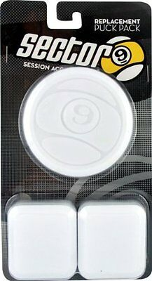 Sector 9 6pc Puck Pack White (2xpalm 4xfinger)