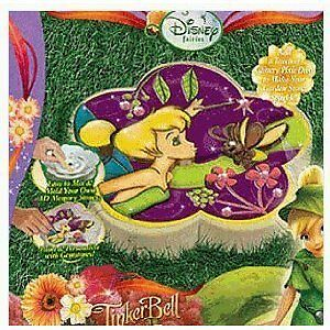 Disney Fairies Tinkerbell and the Great Fairy Rescue Create Your Own Glitte