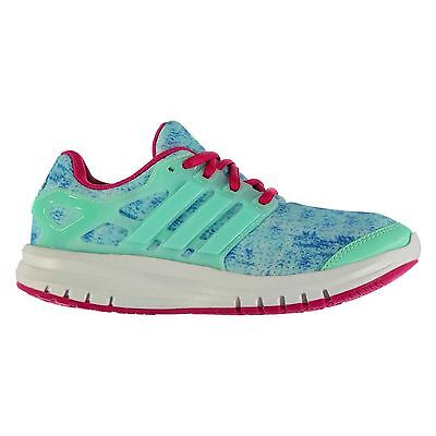 Adidas Energy Cloud Running Trainers Junior Girls Grn/Wht Sports Shoes Sneakers
