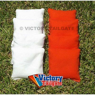 Standard Bags Color: Orange and White
