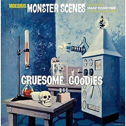Moebius Models Gruesome Goodies MOE634