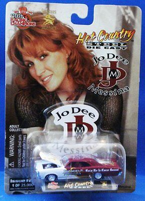 Jo Dee Messina - Hot Country Steel Die Cast Car
