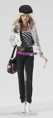 Barbie Collector 2007 Doll Pink Label - Pop Culture Collecti