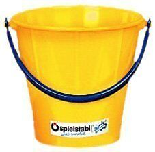 Spielstabil Large Sand Pail 2.5 Liter (colors may vary)