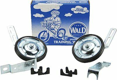 Wald 10252 Bicycle Training Wheels (16 to 20-Inch Wheels, .7
