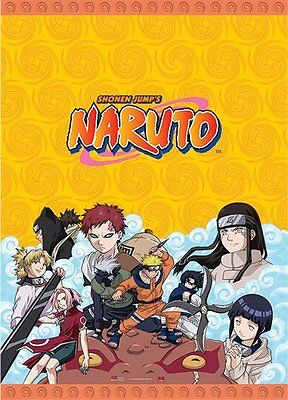 Great Eastern Entertainment Naruto Group Wall Scroll, 33 by