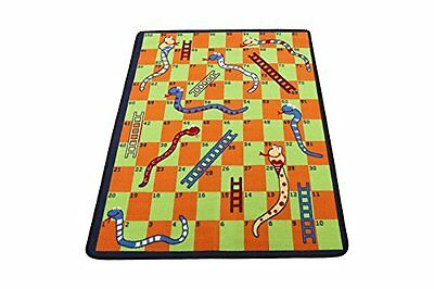 Learning Carpets Snakes & Ladders Play Carpet