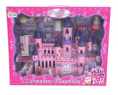Kids Authority Mega Victorian Castle Dollhouse - Musical Cas