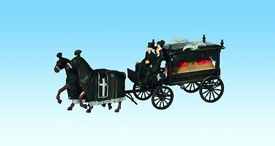 HO Horse-drawn Hearse
