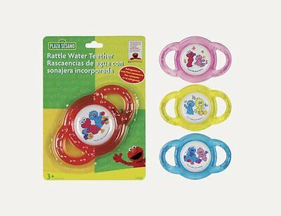 Baby King Sesame Street Water Filled-Teether