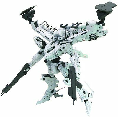 Kotobukiya Armored Core: For Answer: White Glint  and  V.O.B. Model Kit