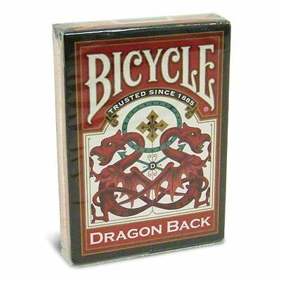 Bicycle Dragon Back Playing Cards - 1 Deck