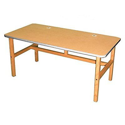 Wild Zoo Side By Side Desk - Maple